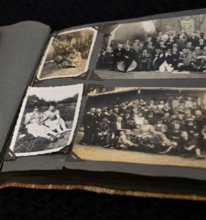 interactief digitaal fotoalbum