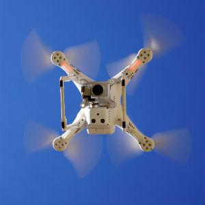 Luchtfotografie met drone