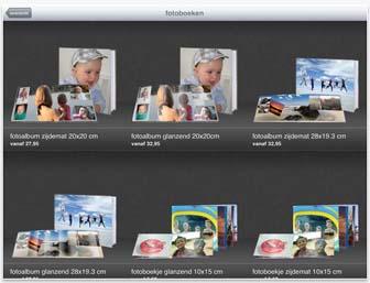 HEMA fotoservice Ipad app - gratis app voor fotoservice HEMA