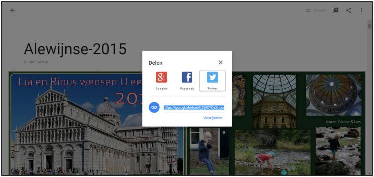 zoek google als startpagina