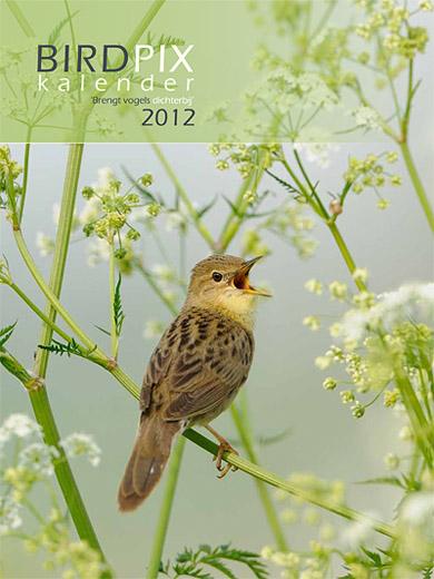 Birdpix kalender 2012